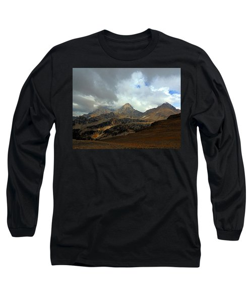 Hurricane Pass Long Sleeve T-Shirt