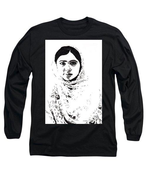 I Am Malala. Long Sleeve T-Shirt