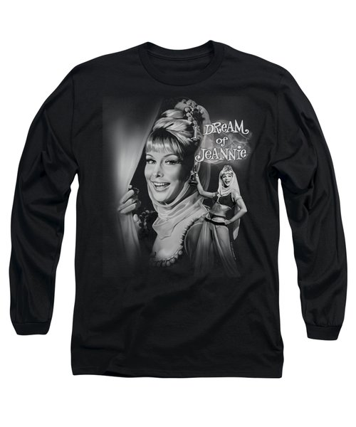 I Dream Of Jeannie - Title Long Sleeve T-Shirt