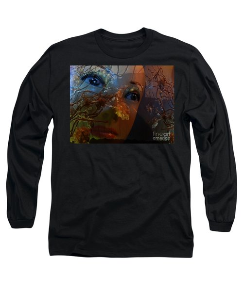 I Feel The Autumn Long Sleeve T-Shirt