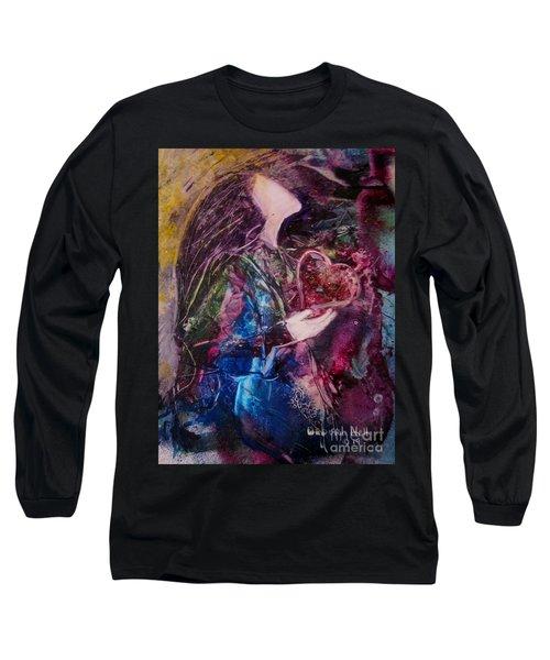 I Give You My Heart Long Sleeve T-Shirt