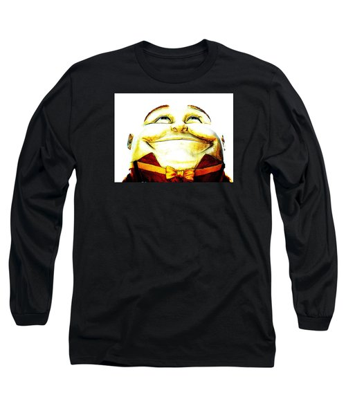 I Had A Thought Je Suis Charlie Long Sleeve T-Shirt