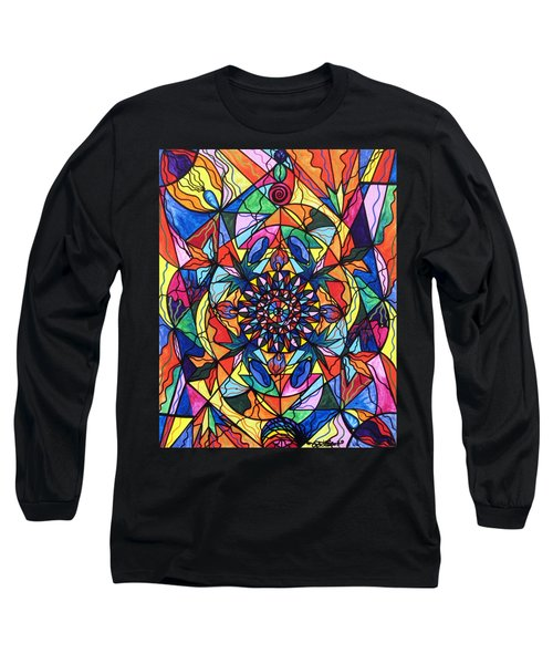 I Now Show My Unique Self Long Sleeve T-Shirt