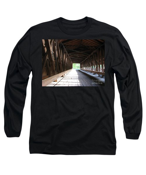 I See The Light Long Sleeve T-Shirt by Michael Krek