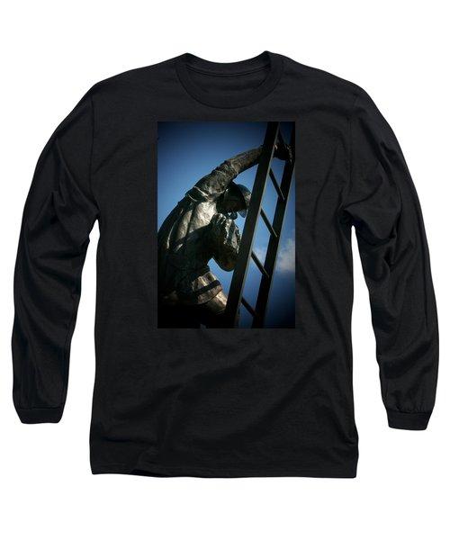 Iaff Fallen Firefighters Memorial  2 Long Sleeve T-Shirt