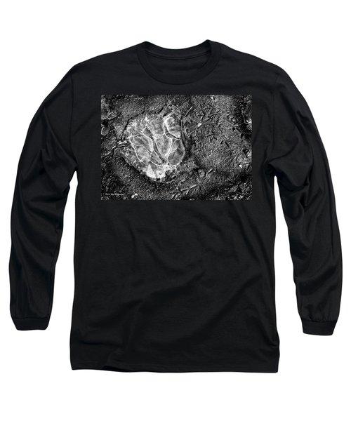 Ice Graffiti Long Sleeve T-Shirt