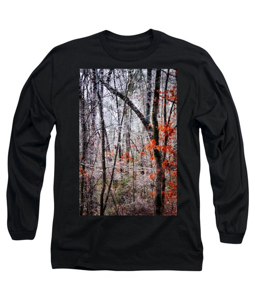 Ice Trees Long Sleeve T-Shirt