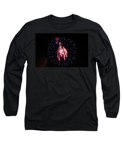 Long Sleeve T-Shirt featuring the photograph Icicles by Amar Sheow
