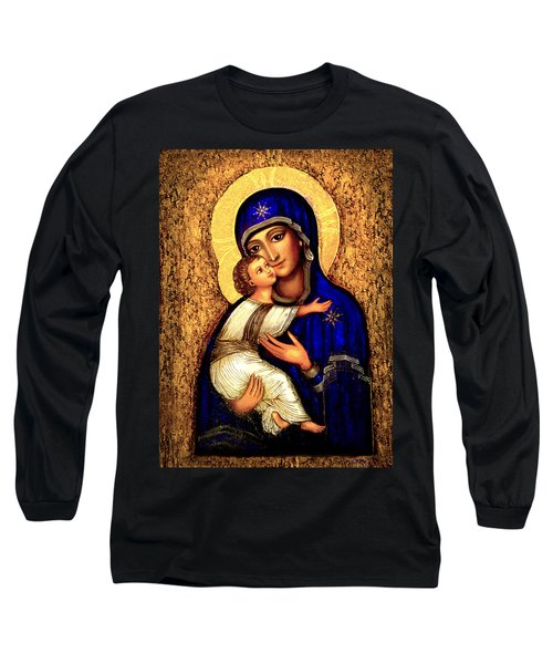 Icon Madonna Long Sleeve T-Shirt by Ananda Vdovic