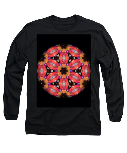iCube Mandala Long Sleeve T-Shirt