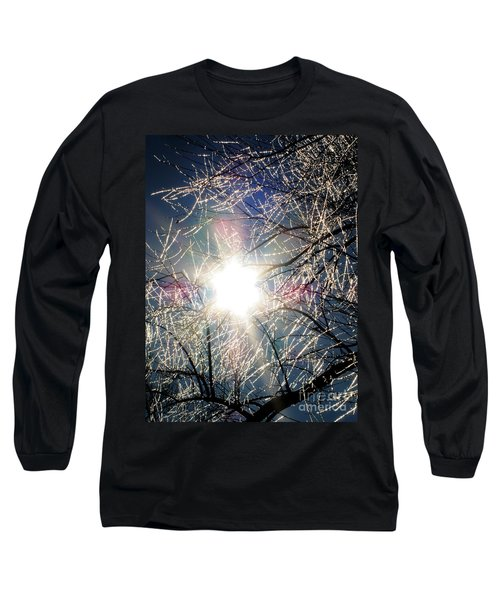 Icy Web Long Sleeve T-Shirt