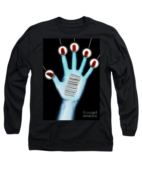 Identification Long Sleeve T-Shirt