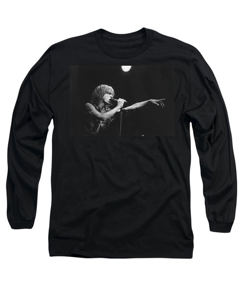 Iggy Pop Live At The Fillmore Long Sleeve T-Shirt