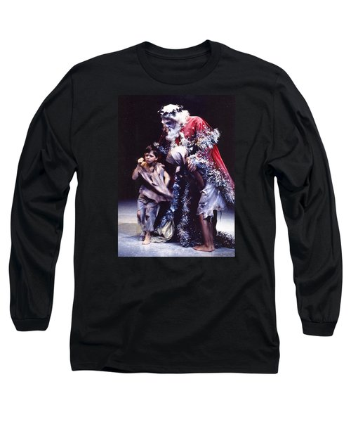 Christmas Carol Long Sleeve T-Shirt