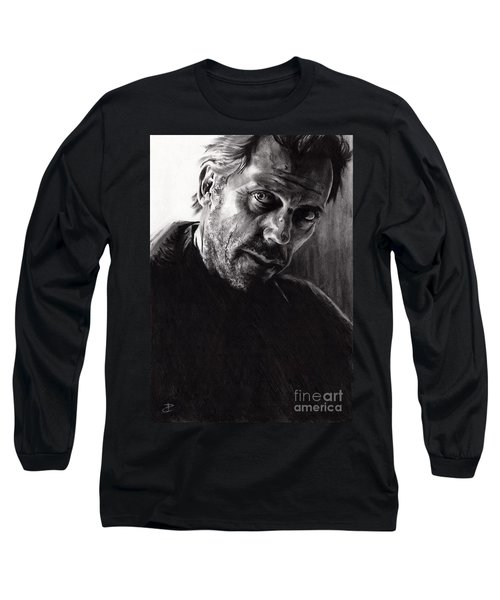 I'll Kill You, If You Want Me To Long Sleeve T-Shirt