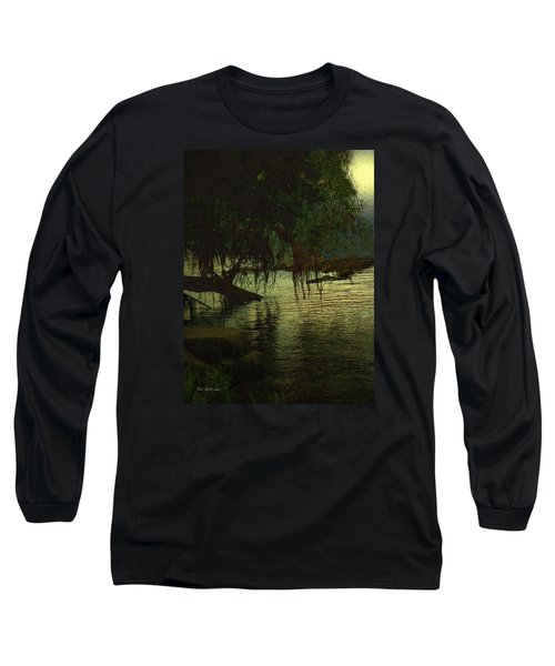 I'll Be Waiting Long Sleeve T-Shirt by RC deWinter