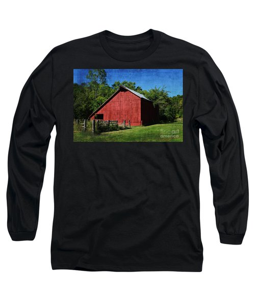 Illinois Red Barn 2 Long Sleeve T-Shirt