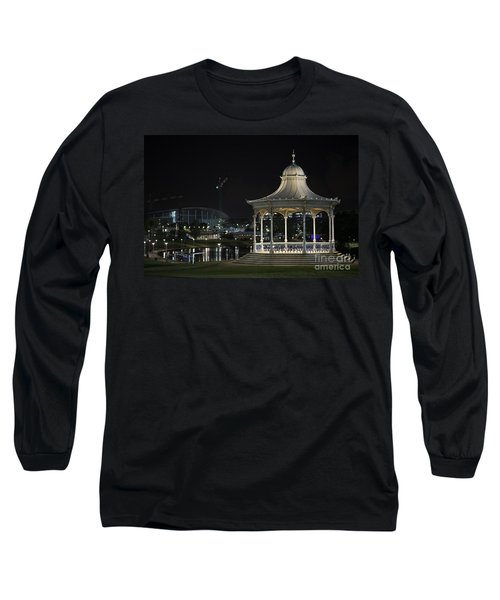 Illuminated Elegance Long Sleeve T-Shirt
