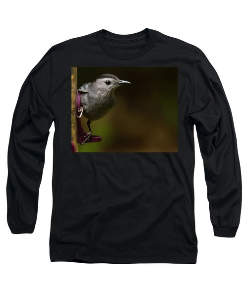 I'm A Cat Bird And I Sound Like One Too Long Sleeve T-Shirt
