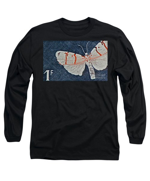 Imago Long Sleeve T-Shirt by Andy Prendy