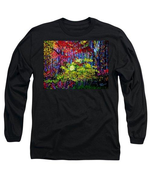 Impressionism 1 Long Sleeve T-Shirt by Stan Hamilton