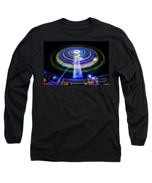 In A Spin Long Sleeve T-Shirt
