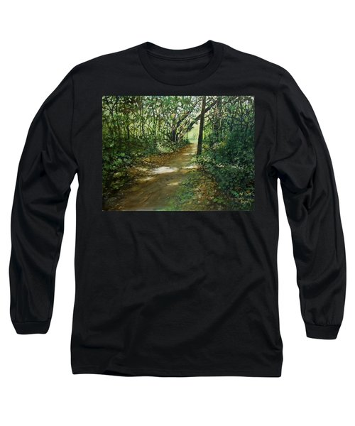 In And Out Of The Shadows Long Sleeve T-Shirt