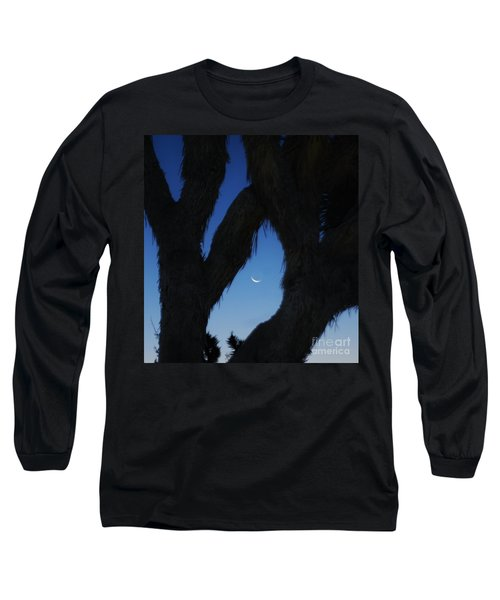 Long Sleeve T-Shirt featuring the photograph In-between by Angela J Wright