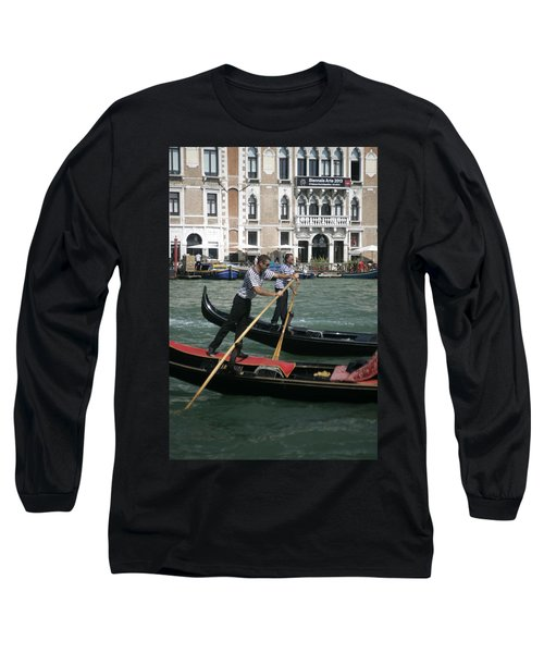 In Competition Long Sleeve T-Shirt