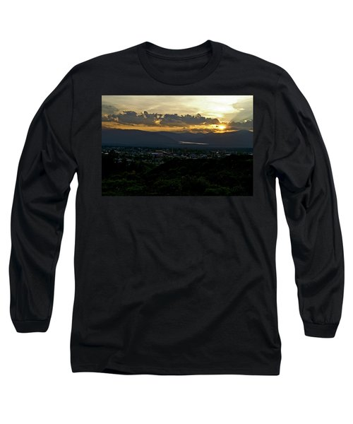 Long Sleeve T-Shirt featuring the photograph In My Place by Jeremy Rhoades