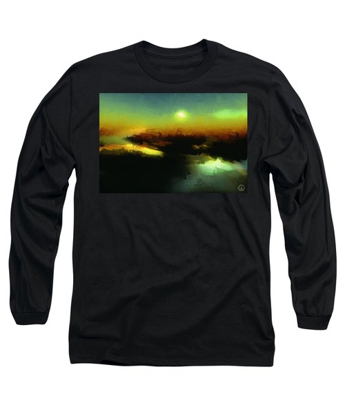 In The Afternoon Sun Long Sleeve T-Shirt