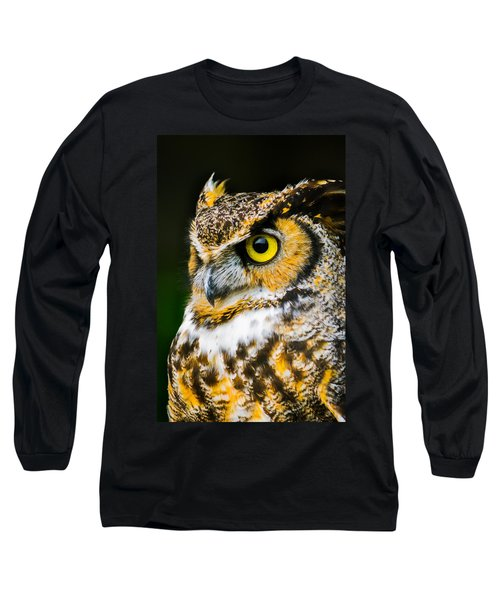 In The Eyes Long Sleeve T-Shirt