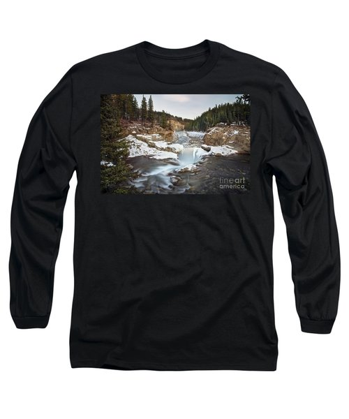 In The Frosty Forests Long Sleeve T-Shirt