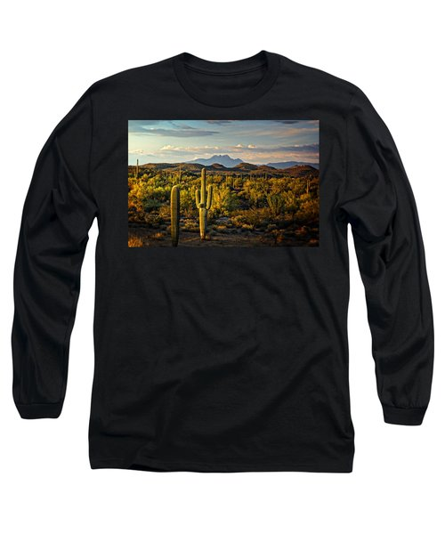 In The Golden Hour  Long Sleeve T-Shirt