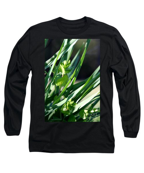 In The Grass Long Sleeve T-Shirt