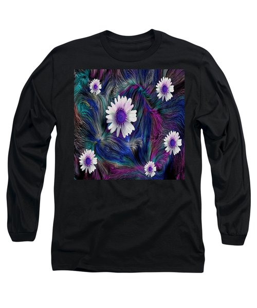 In The Magic Forest In The Temple Of Colors Long Sleeve T-Shirt