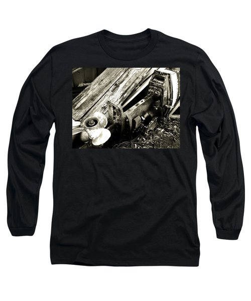 In The Past Long Sleeve T-Shirt