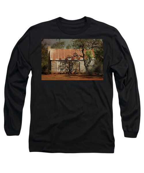 In The Shadow Of Time Long Sleeve T-Shirt