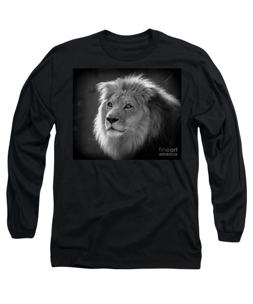 In The Shadows #2 Long Sleeve T-Shirt