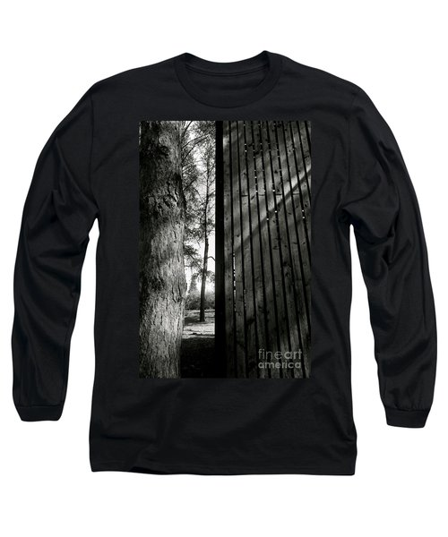 In This Space #1 Long Sleeve T-Shirt