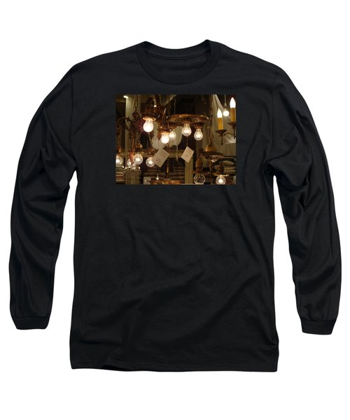 Incandesense Long Sleeve T-Shirt by Ira Shander
