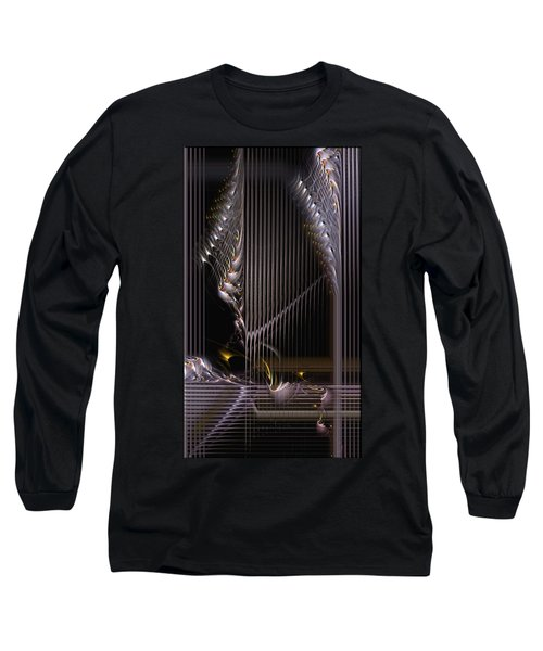 Incrementation Long Sleeve T-Shirt by Casey Kotas