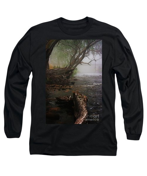 Indeed It Was A Mystical Place Long Sleeve T-Shirt