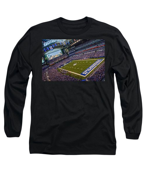 Indianapolis And The Colts Long Sleeve T-Shirt