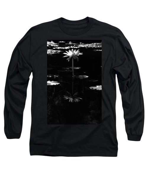 Infrared - Water Lily 03 Long Sleeve T-Shirt