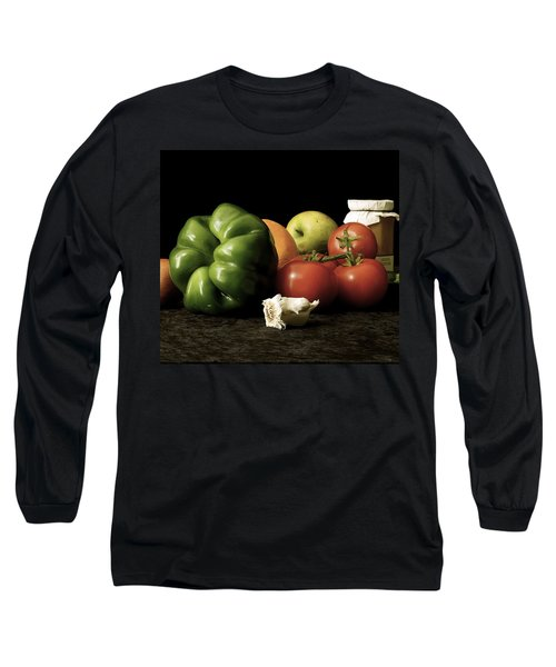 Long Sleeve T-Shirt featuring the photograph Ingredients by Elf Evans