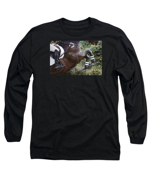 Inmidair Long Sleeve T-Shirt by Joan Davis
