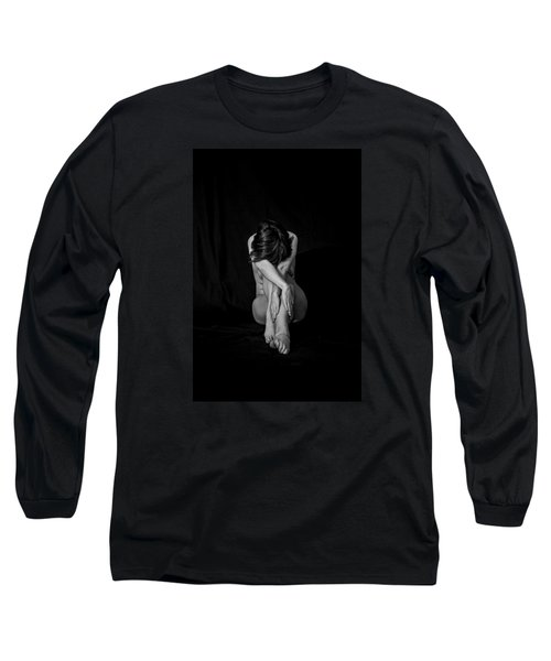 Long Sleeve T-Shirt featuring the photograph Inner Entanglements by Mez