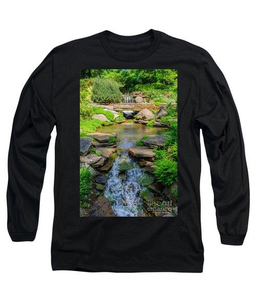 Inniswood Metro Park Photo Long Sleeve T-Shirt