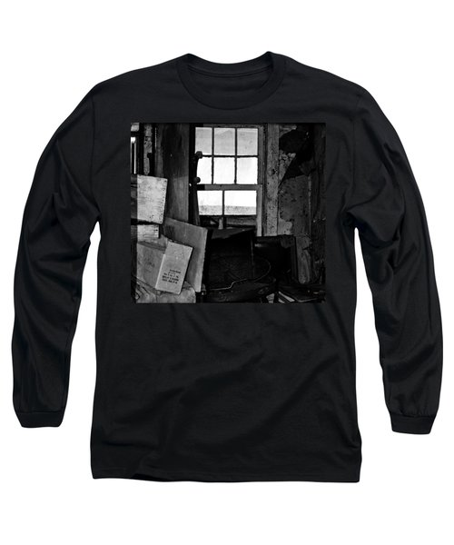 Inside Abandonment 2 Long Sleeve T-Shirt by Tara Lynn